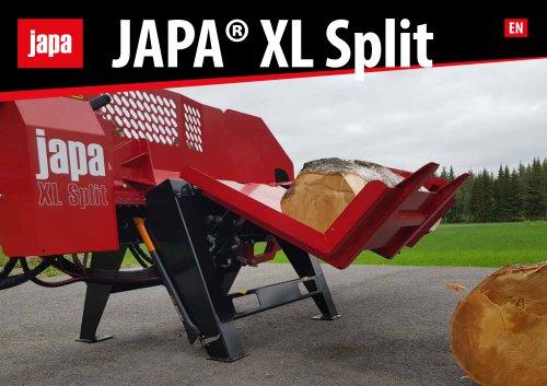 JAPA® XL-Split