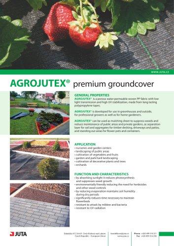 AgroJutex® premium groundcover