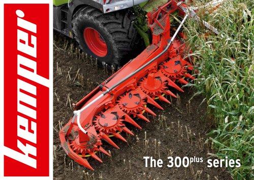 The 300plus series