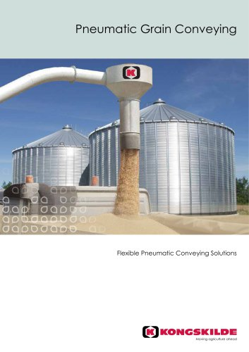 PNEUMATIC GRAIN CONVEYING