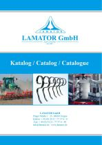 LAMATOR catalog