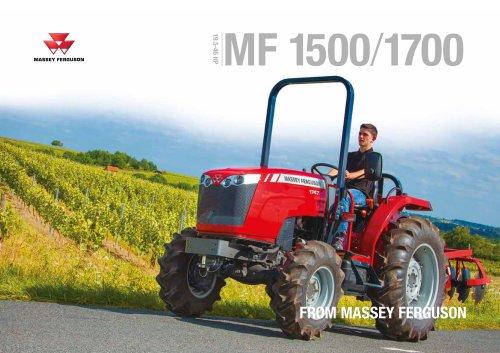 MF 1500/1700