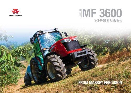 MF 3600 A