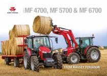MF 4700, MF 5700 & MF 6700 - 1