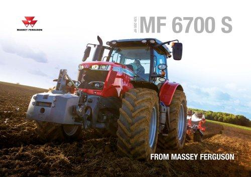 MF 6700 S