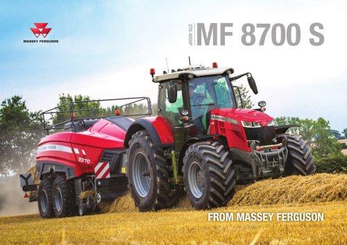 MF 8700 S
