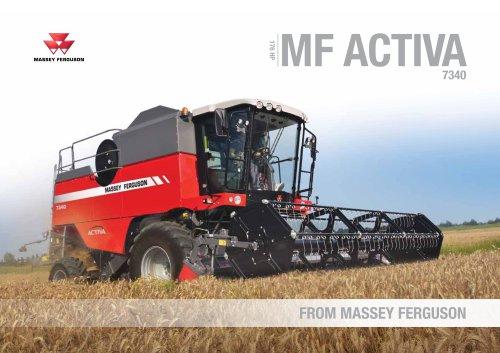 MF Activa 7340