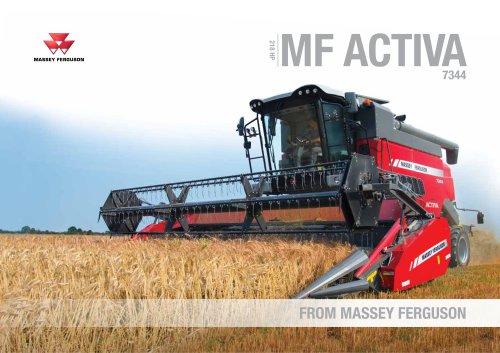 MF Activa 7344