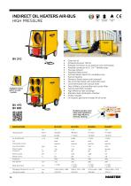 HEATERS DEHUMIDIFIERS COOLERS - 14