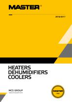 HEATERS DEHUMIDIFIERS COOLERS - 1