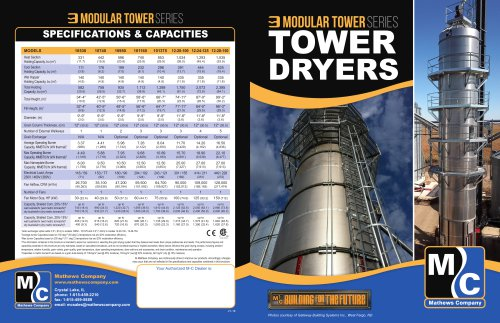 Modular Tower Brochure