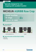 AGRIBIB ROW CROP