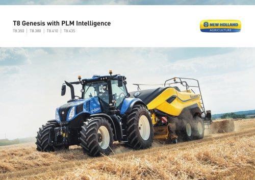 T8 Genesis with PLM Intelligence