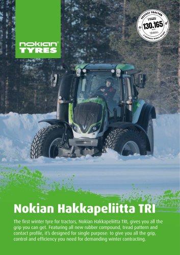 Nokian Hakkapeliitta TRI