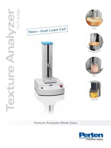 Texture Analyzer TVT 6700