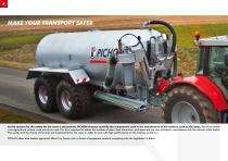 SLURRY TANKERS FROM 2 600L TO 30 000L - 4