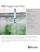 FLF Fogger Low Flow - 1