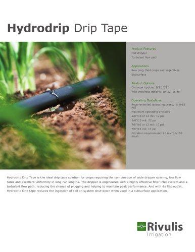 Hydrodrip Drip Tape