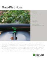 Max-Flat Hose - 1