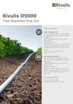 Rivulis D5000 - 1