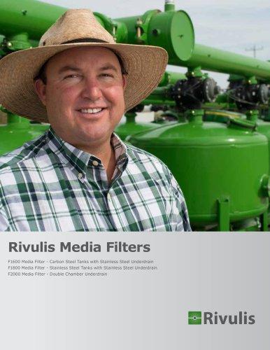 Rivulis Media Filters