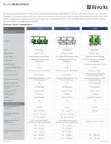 Rivulis Media Filters - 3