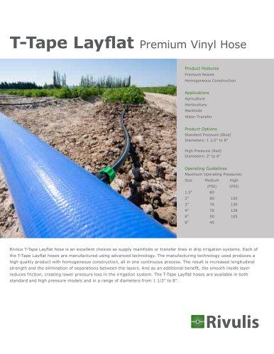 T-Tape Layflat