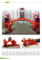 TURNING MACHINES FOR TRAPEZOIDAL WINDROWS - 10