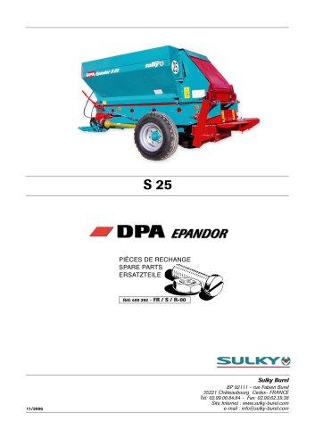 DPA Epandor S25