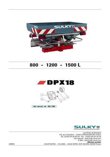 DPX 18