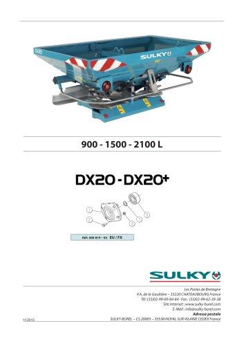 DX20 - DX20+