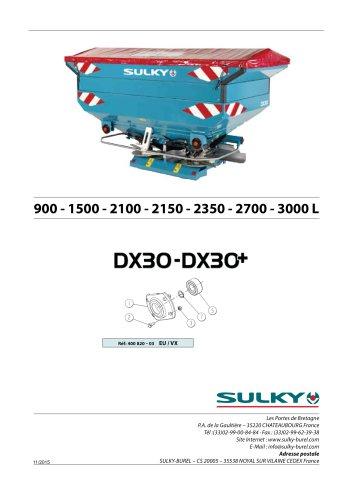 DX30 - DX30+