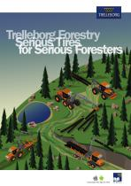 Trelleborg Forestry Serious Tiresfor Serious Foresters
