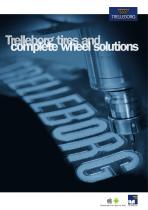 Trelleborg tires and complete wheel solutions