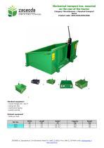 Mechanical transport box - 1
