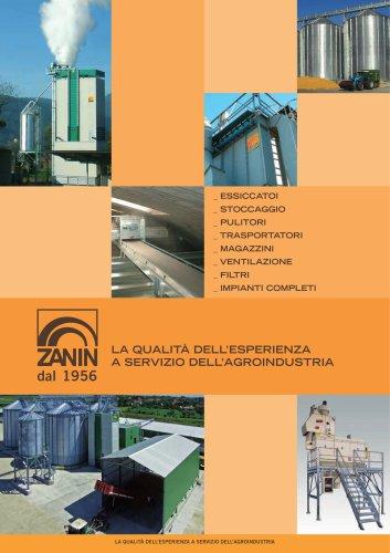 Brochure aziendale zanin