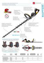Edge trimmer Raptor - 2