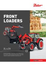 FRONT LOADERS - 1