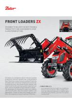 FRONT LOADERS - 4