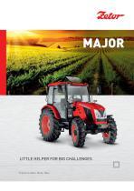 Traktor major - 1