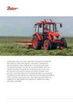 Traktor major - 2
