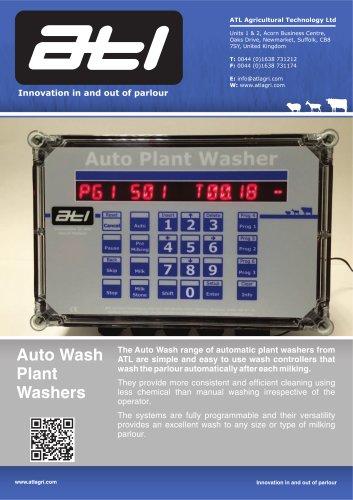 Auto Plant Washers