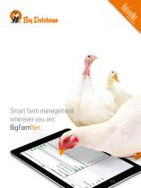 BigFarmNet management and control system