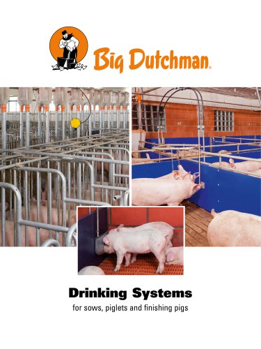 Drinking systems