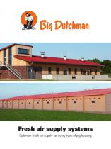 Fresh air supply systems