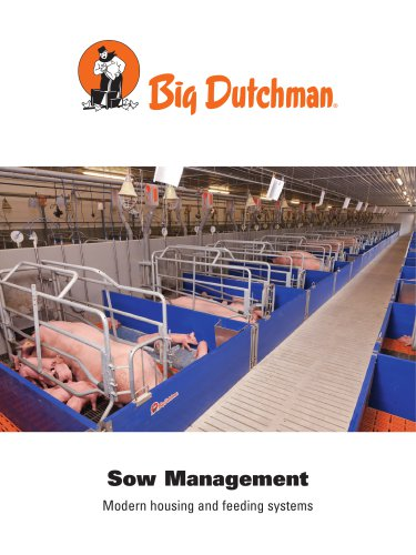Sow management