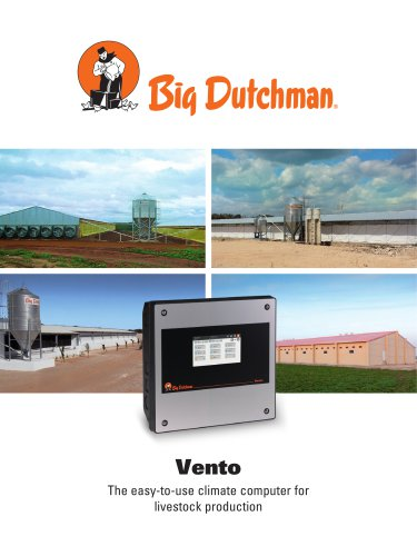 Vento climate computer
