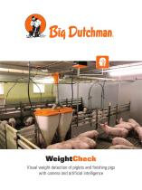 WeightCheck visual weight detection