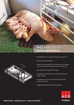 WELSAFE Farrowing pen for loose sows