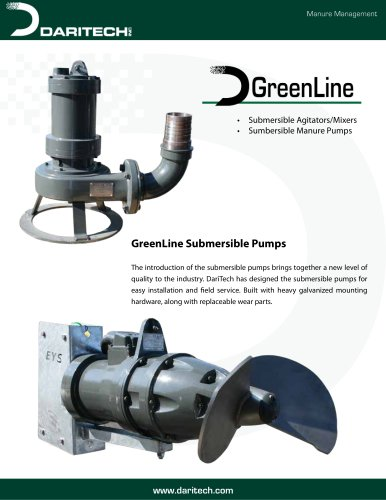 GreenLine Submersible Pumps